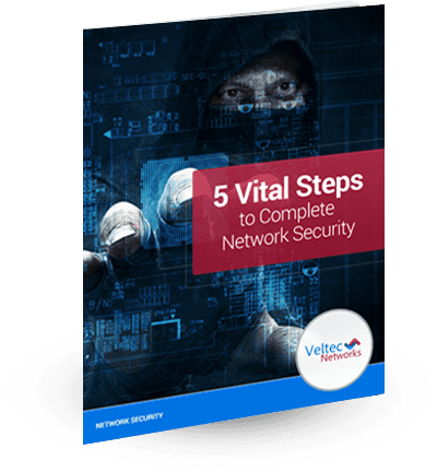 5 Vital Steps To Complete Network Security