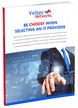 Be choosy when selecting an IT Provider