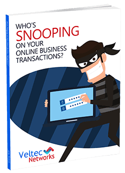 Who's Snooping on your online business transactions?