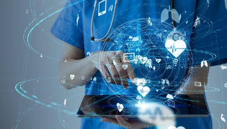 healthcare digital communications