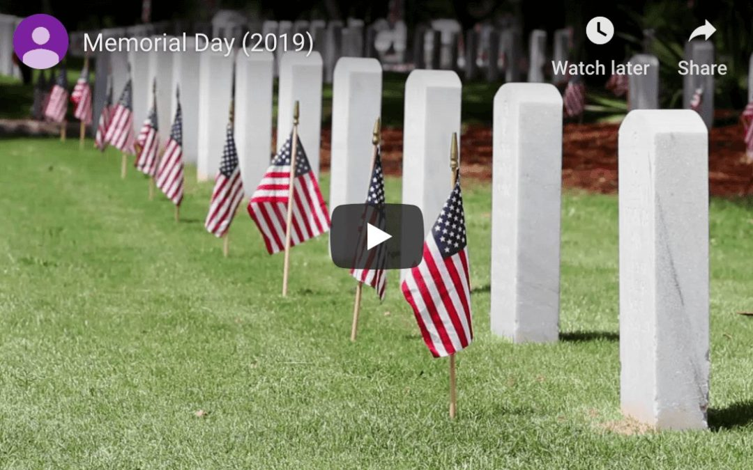 Honoring Those Who Gave Their Lives