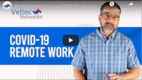 Best Practices For COVID-19 Remote Work